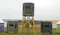 Amish Built Hunting Blinds