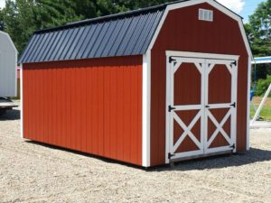 Painted Smart Barn