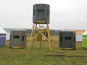 Double Drop Hunting Blinds – Affordable Solutions