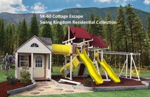 Affordable Solutions Shipshewana Is Proud To Be An Authorized Dealer Of Swing Kingdom Sets Play Playhouses