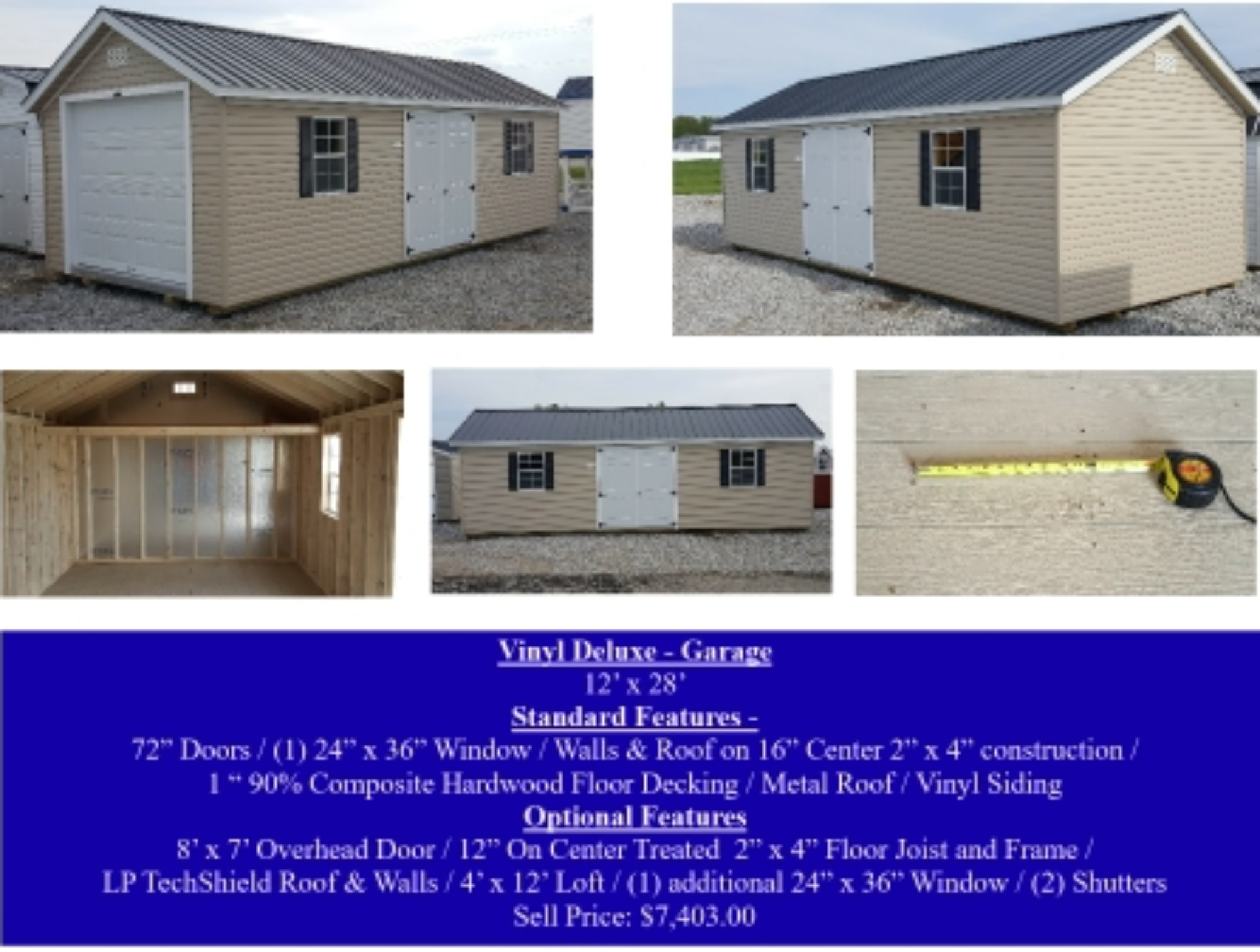 Storage Sheds Affordable Solutions Shipshewana Llc